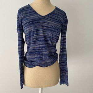 Missoni striped long T-shirt S